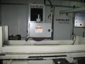 CHEVALIER SURFACE GRINDER